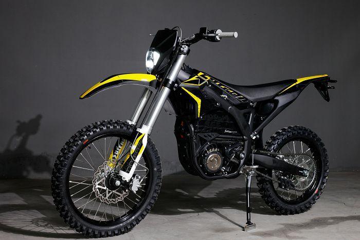 motocicleta electrica surron storm bee